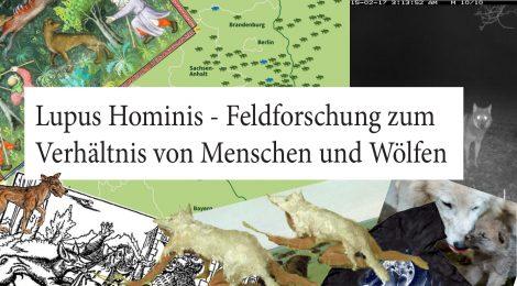 Seminar: Lupus Hominis - Feldforschung zum Verhältnis von Menschen und Wölfen